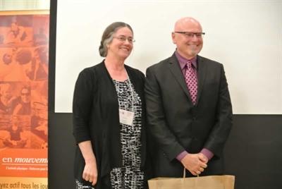 Le Dr. david Gregory récompensé au Forum Santé 2017