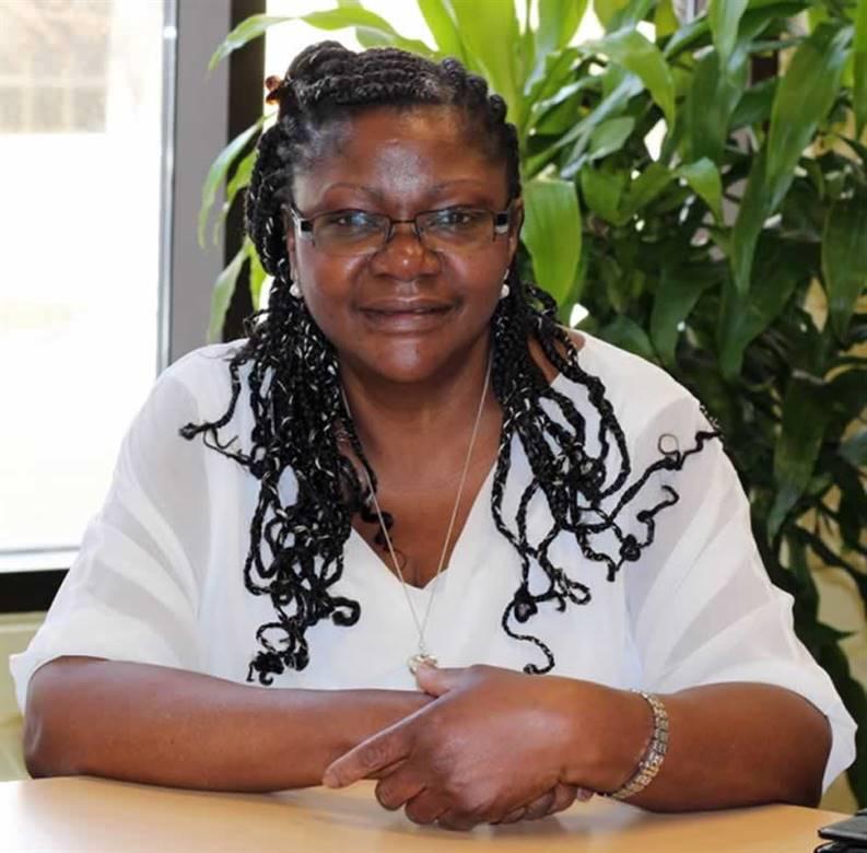 Léonie Mvumbi Mambu