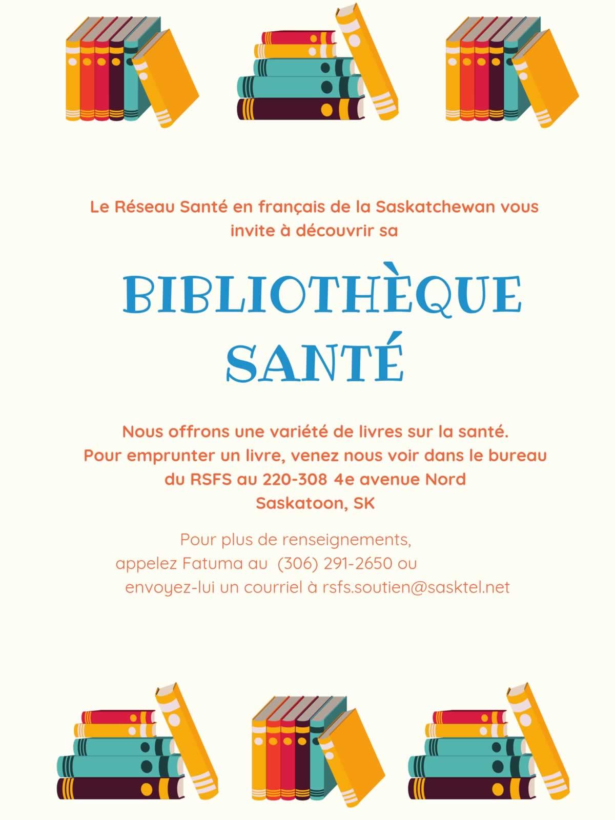 Bibliothèque santé du RSFS