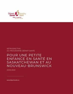 Rétrospective du programme Départ Santé (2006-2020)