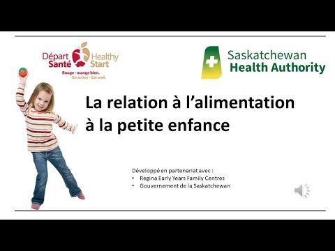Webinaire Départ Santé : La relation à l'alimentation à la petite enfance